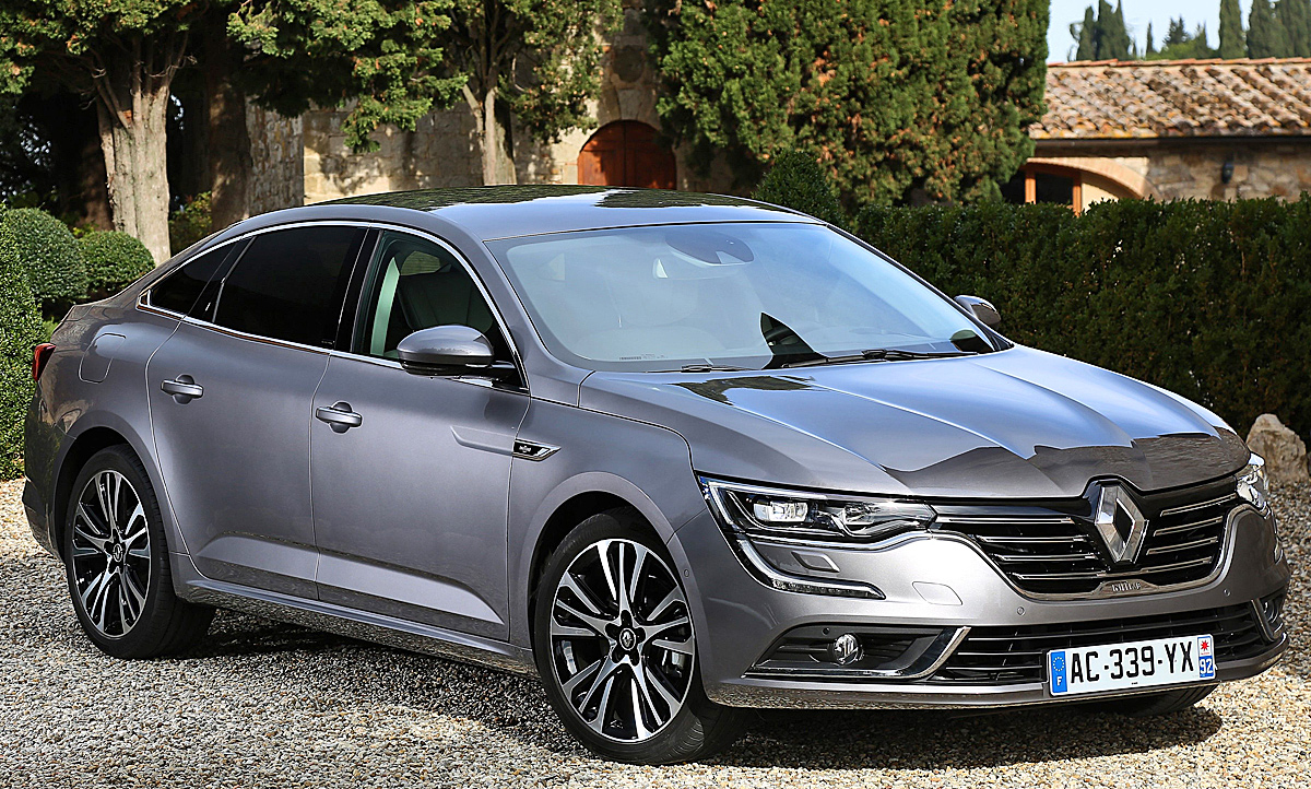 renault talisman facelift 2019 erste fotos. Black Bedroom Furniture Sets. Home Design Ideas