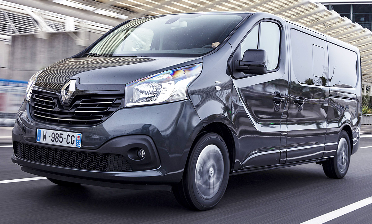 renault trafic 3 generation. Black Bedroom Furniture Sets. Home Design Ideas