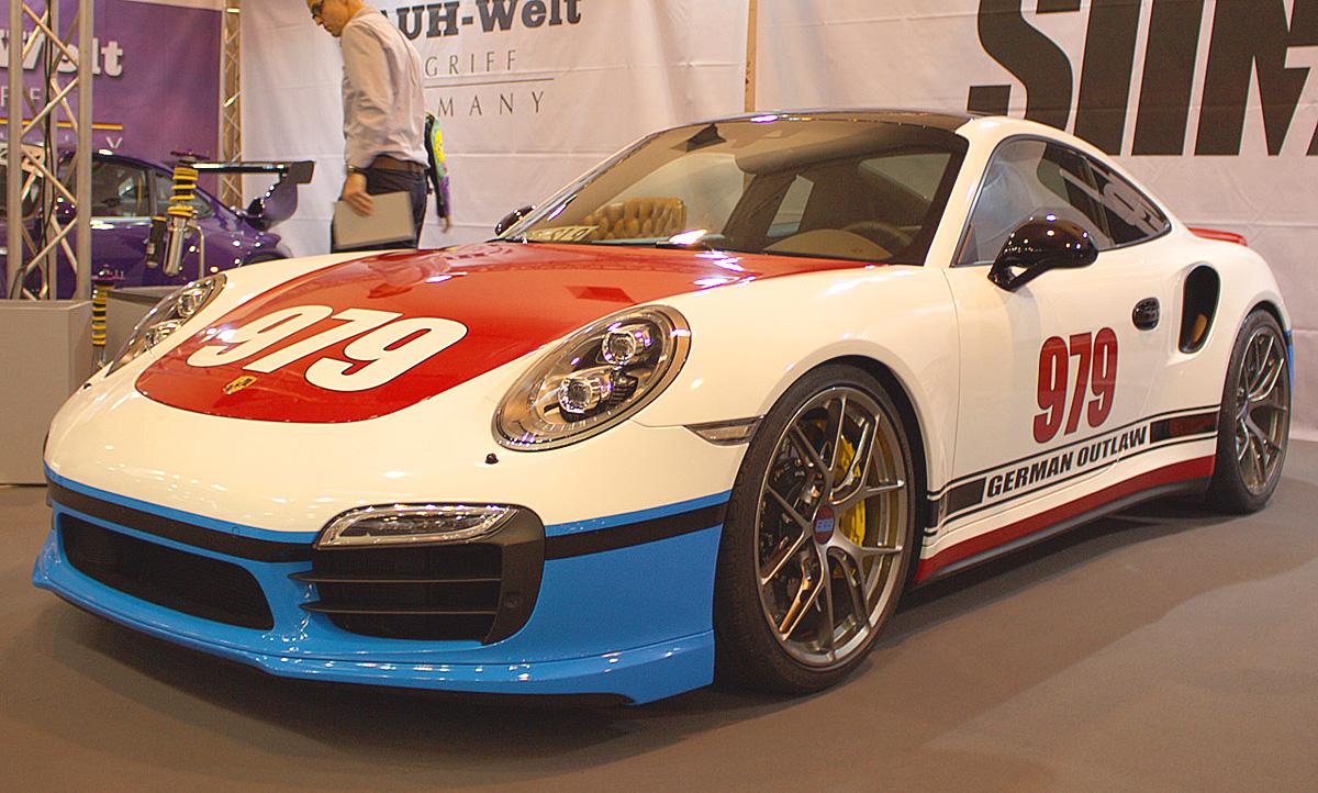 New Mercedes Suv >> Porsche 911 Turbo S (991): Tuning von Sidney Industries
