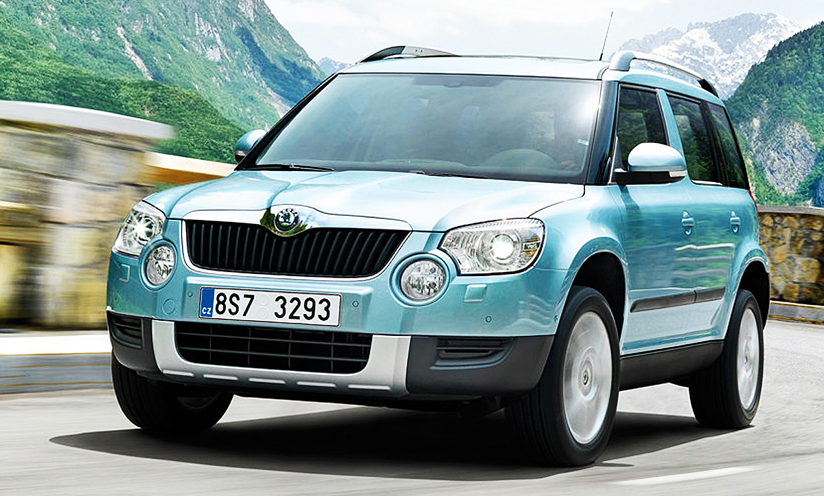 skoda yeti gebrauchtwagen kaufen. Black Bedroom Furniture Sets. Home Design Ideas