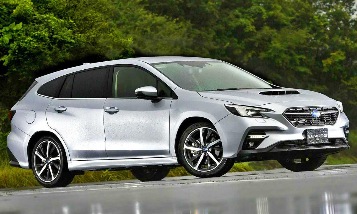 Subaru Levorg 2020 Sti Sport Exclusive Autozeitung De
