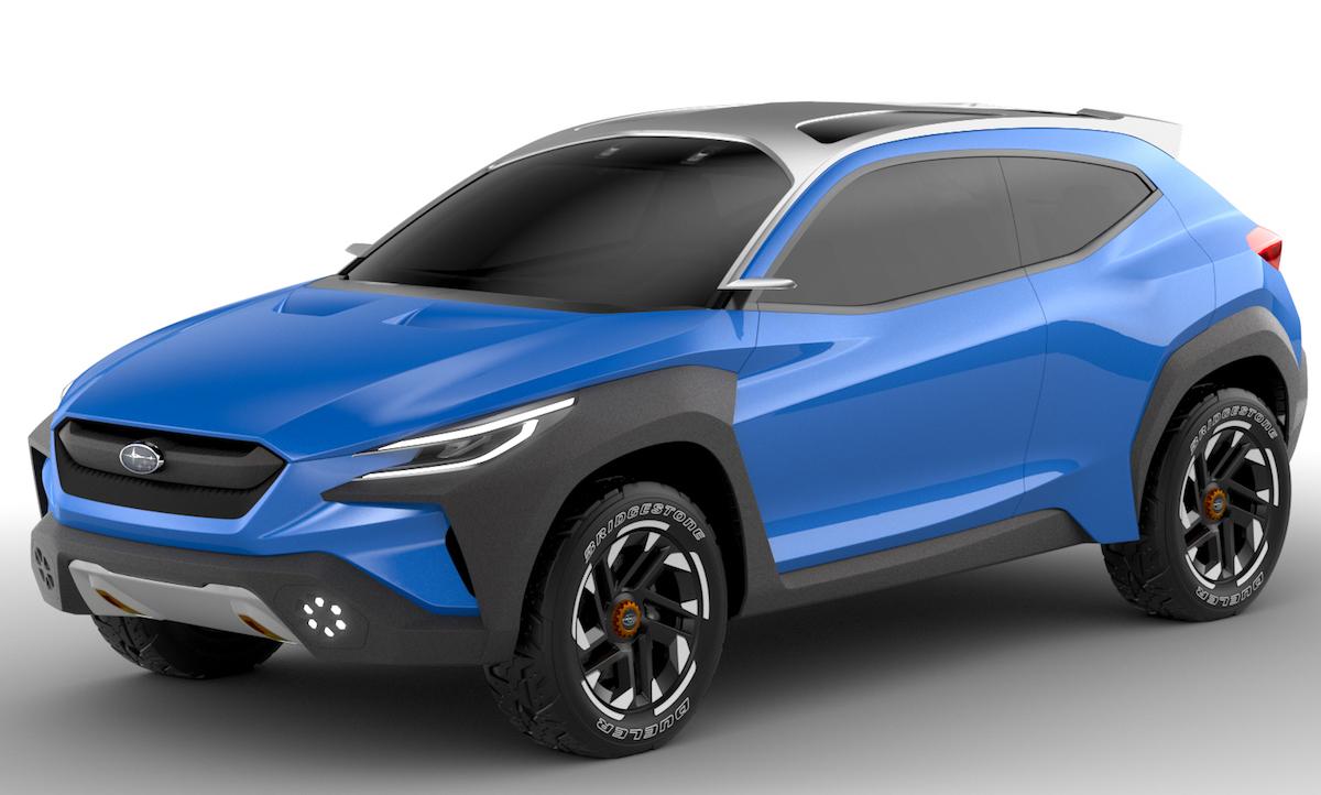 Subaru Viziv Adrenaline Tokyo Motor Show 2019
