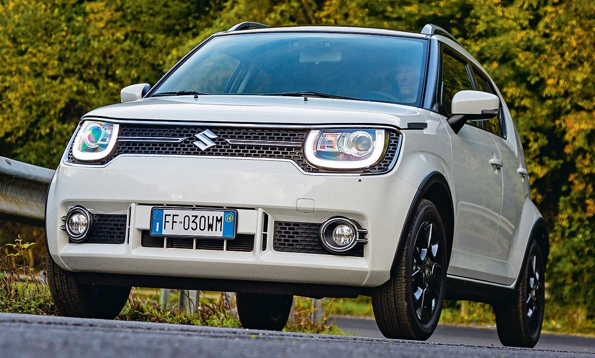 Test Erste Fahrt Im Neuen Suzuki Ignis