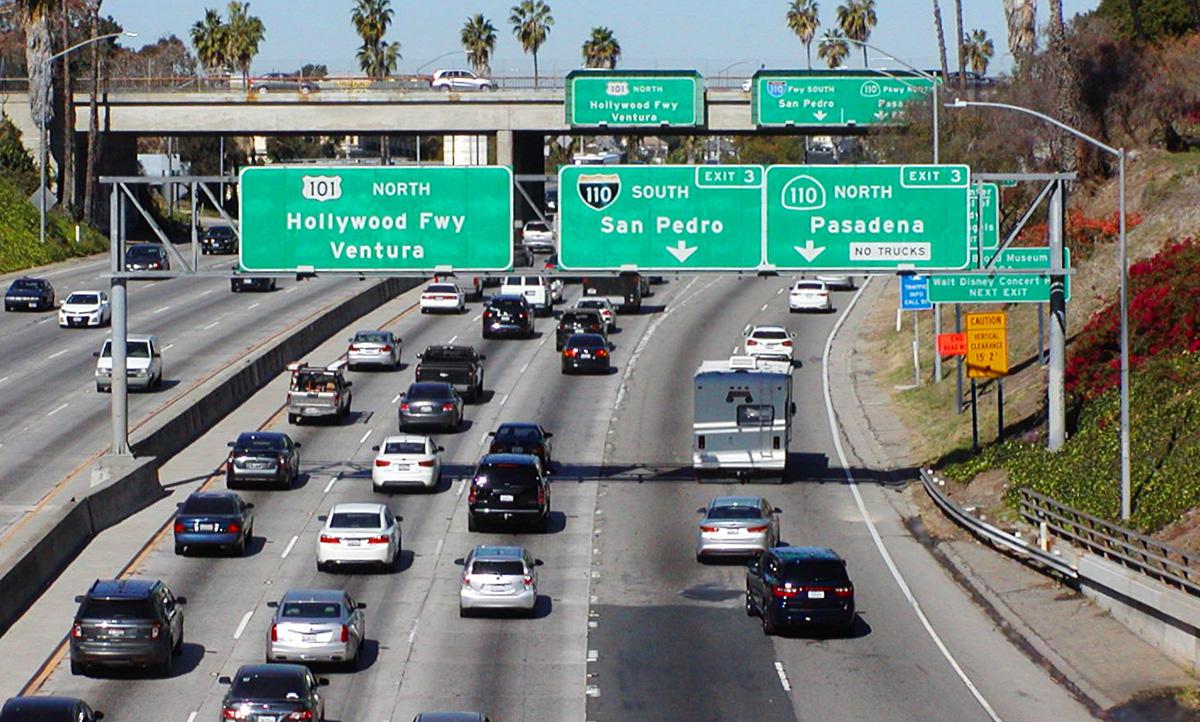 Tempolimit in Kalifornien: Video   autozeitung.de
