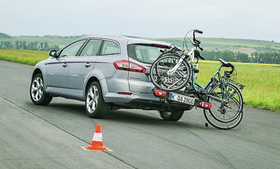 Fahrradträger Anhängerkupplung 3 Fahrräder Test