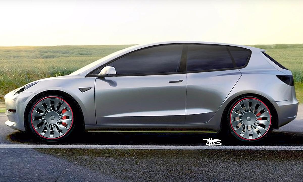 Tesla Model 2 (2023): Video | autozeitung.de