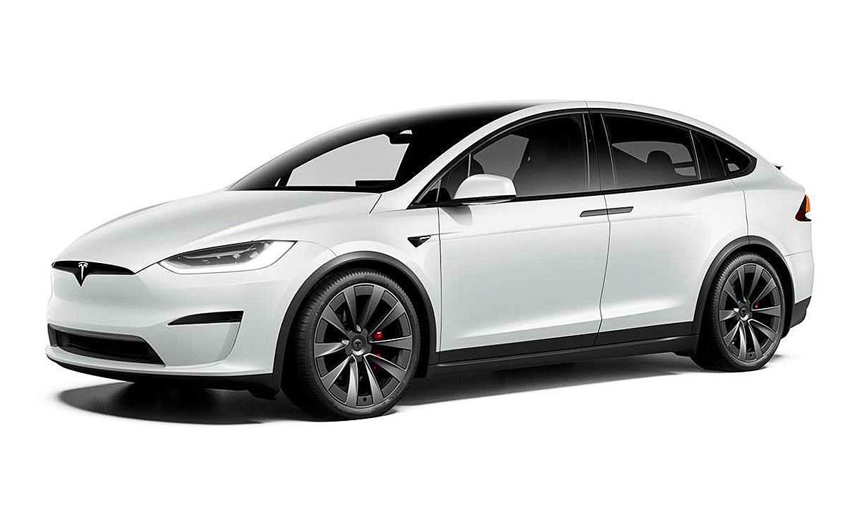Tesla Model X Facelift (2021): Preis, Innenraum | autozeitung.de