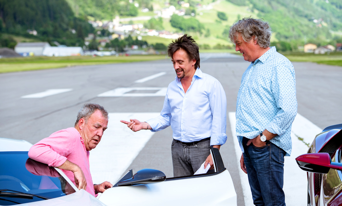 The Grand Tour Staffel 3 Release