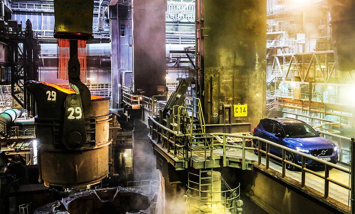Stahlwerk Köln