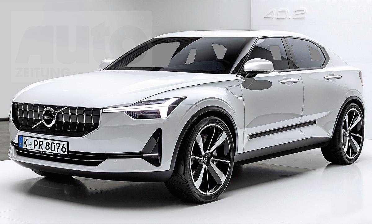 2020 Volvo S40 Concept
