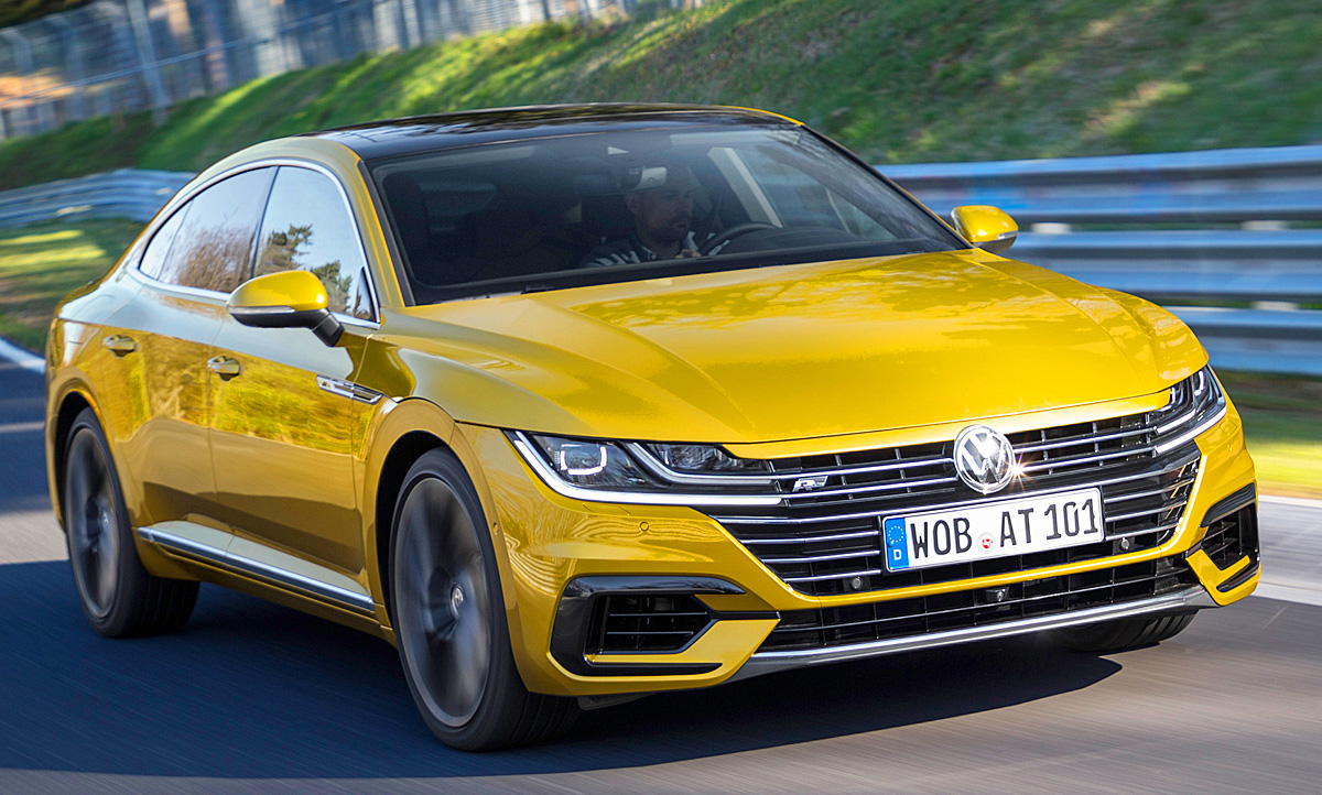 neuer vw arteon 2017 erste testfahrt update. Black Bedroom Furniture Sets. Home Design Ideas