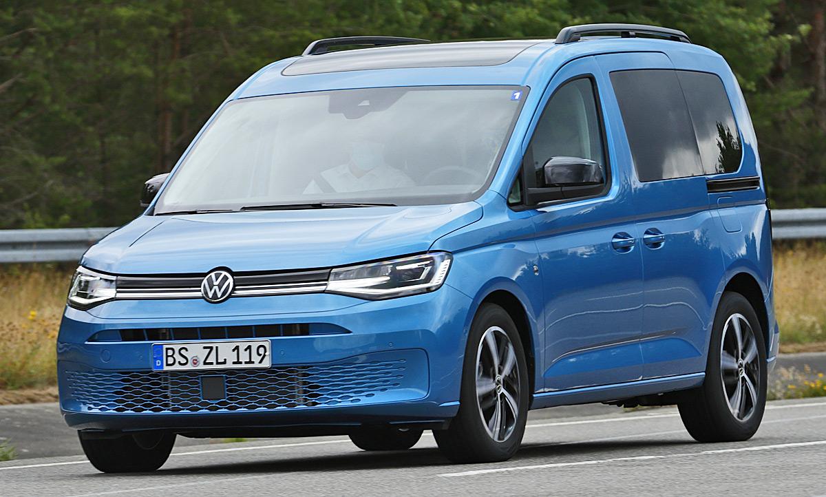 2020 VW Caddy Engine