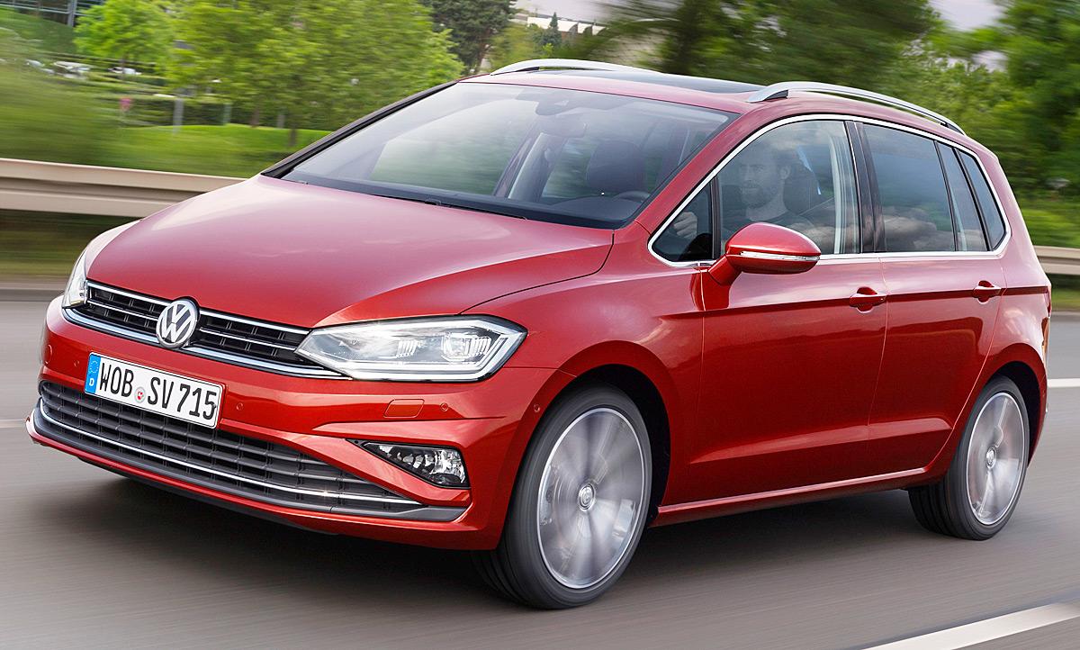 Vw Suv 2017 >> VW Golf Sportsvan Facelift (2017): Preis | autozeitung.de