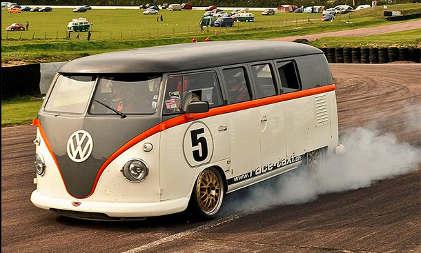 vw t1 race taxi tuning von fred bernhard. Black Bedroom Furniture Sets. Home Design Ideas