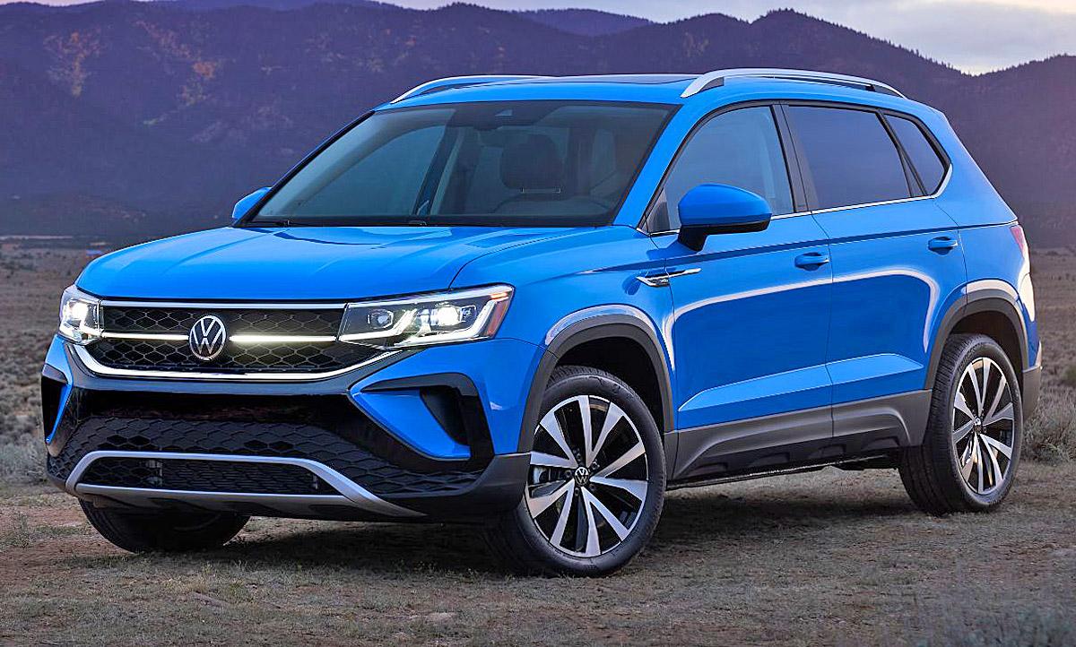 VW Taos (2021): SUV für Nordamerika | autozeitung.de