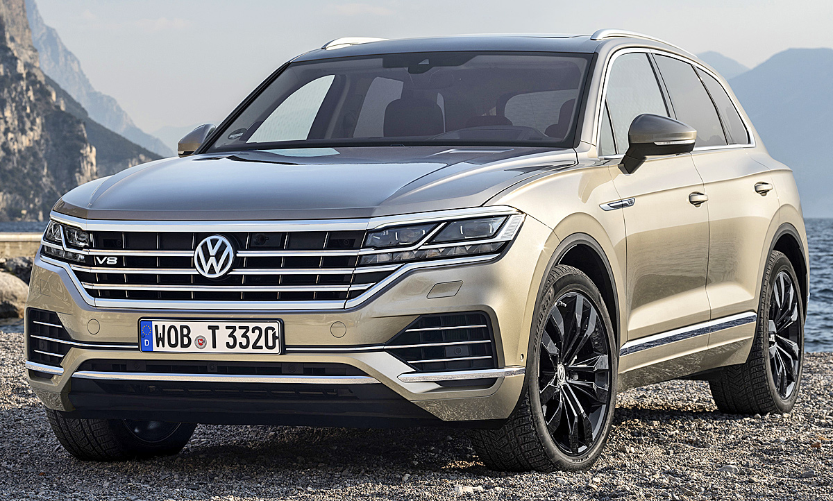 2020 Volkswagen Touareg Release Date and Concept