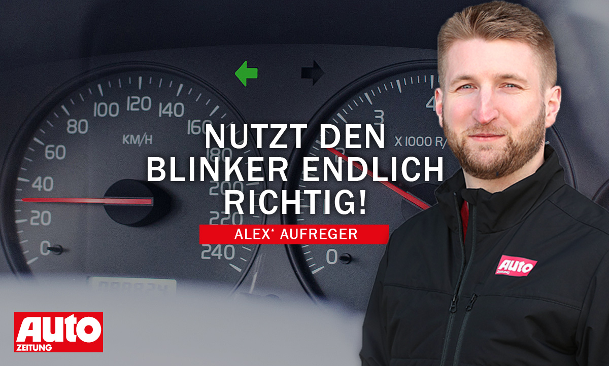Alex' Aufreger: Blinker | autozeitung.de