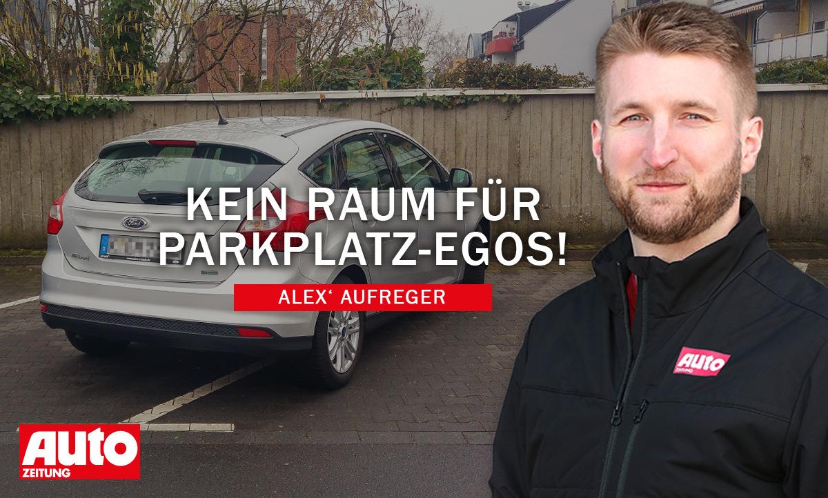 Alex' Aufreger: Falschparker | autozeitung.de
