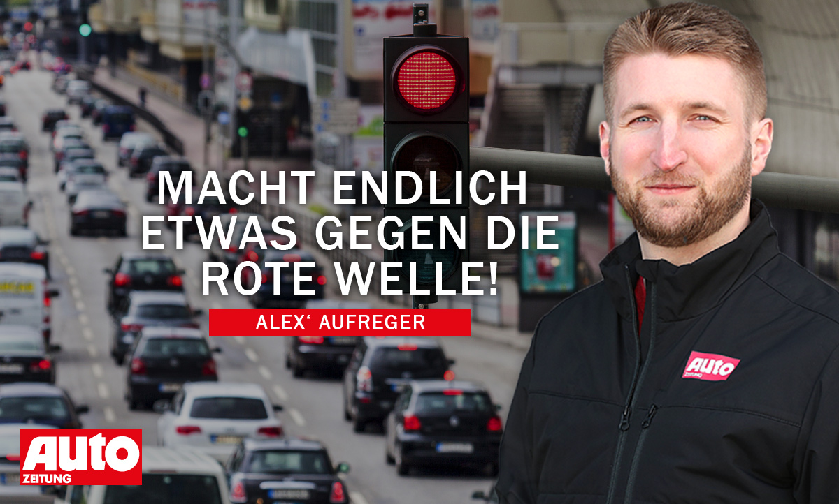 Alex' Aufreger: Rote Ampeln | autozeitung.de