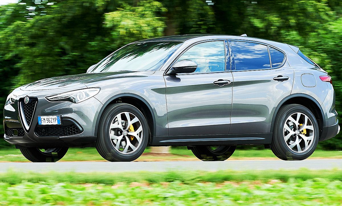 alfa romeo stelvio/jaguar f-pace/volvo xc60: test | autozeitung.de
