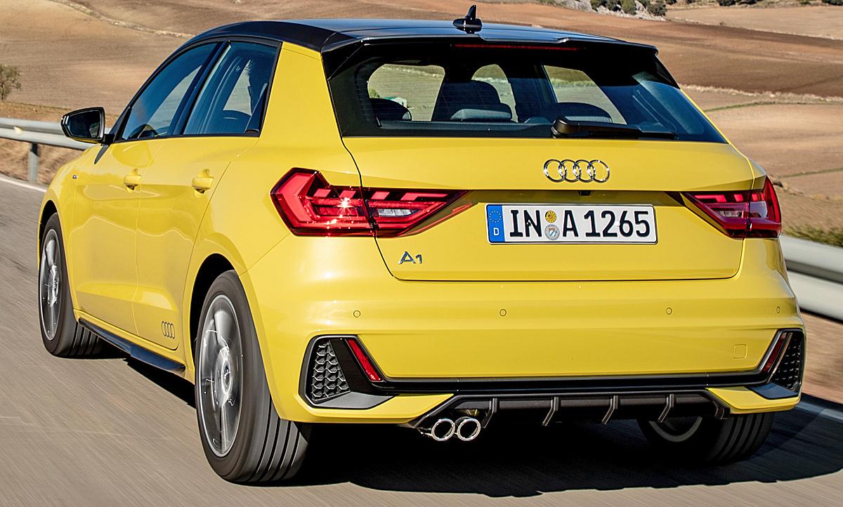 Neuer Audi A1 2018 Erste Testfahrt Autozeitung De