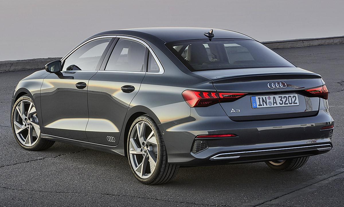 Audi A3 Limousine (2020): Preis & S line | autozeitung.de