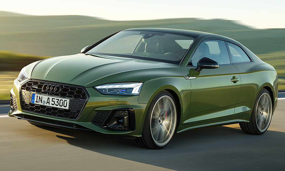 2020 Audi A5 Coupe Specs and Review