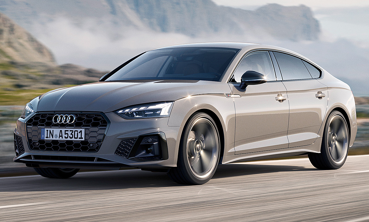 2020 Audi A5 Spesification