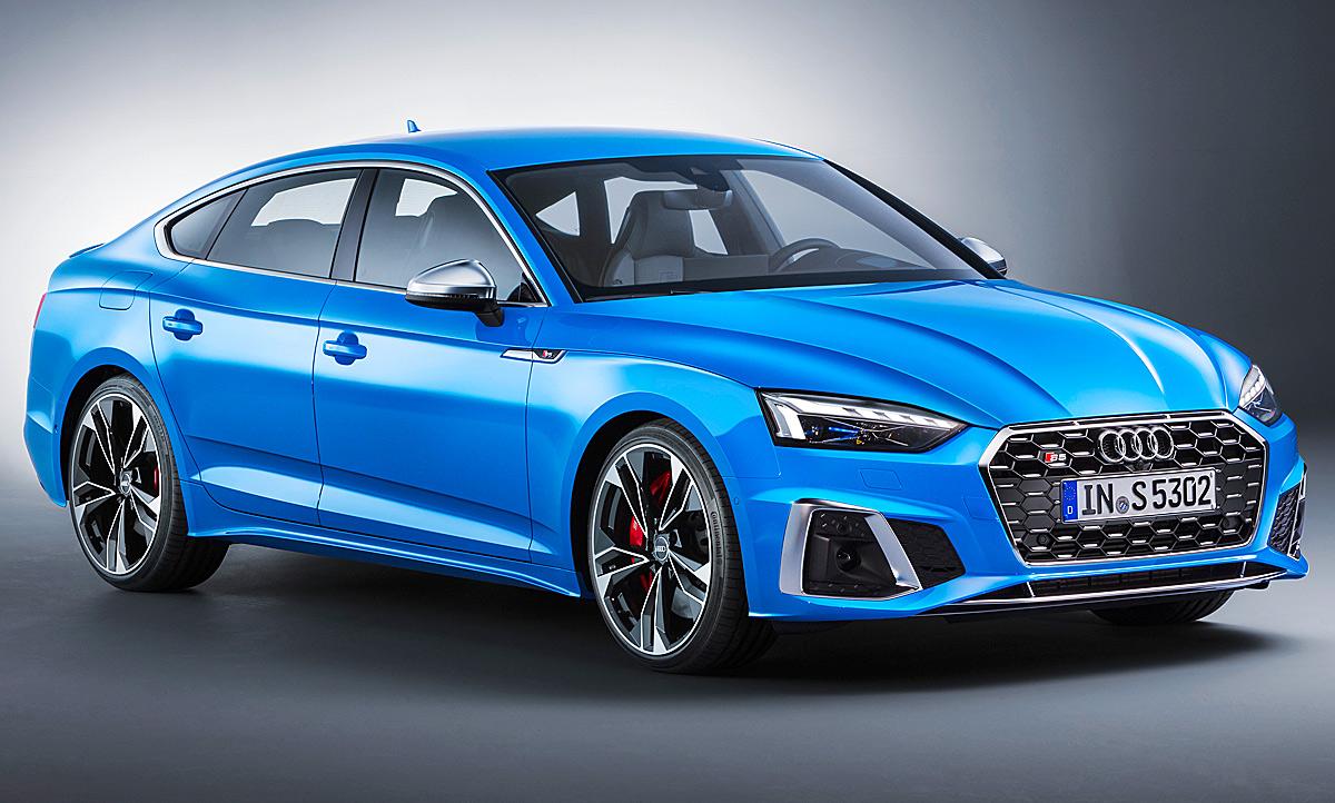 2020 Audi S5 Release Date