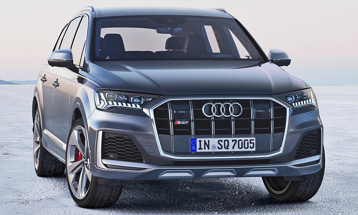 Audi Sq7 Facelift 2019 Preis Ps Autozeitung De