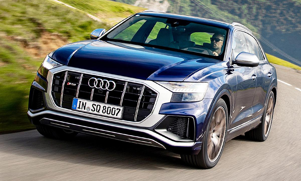 Kelebihan Kekurangan Audi Sq8 2019 Harga