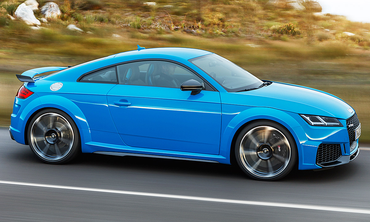 2020 Audi Tt Rs Price and Release date
