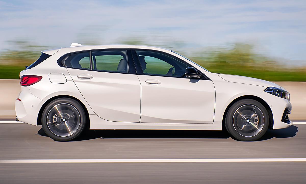 Neuer Bmw 1er 2019 Erste Testfahrt Autozeitung De