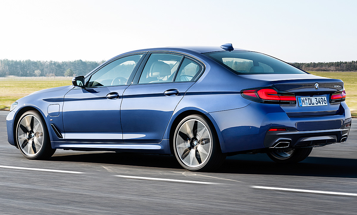 2020 BMW 550I Price, Design and Review