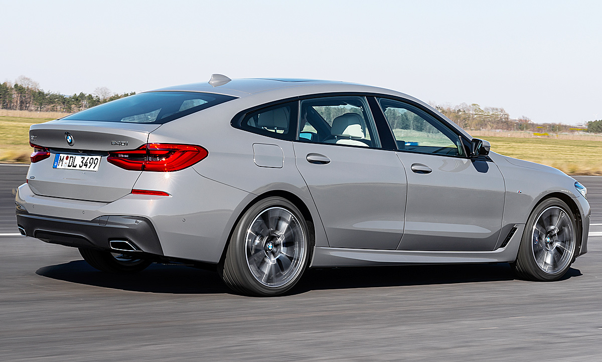 2020 BMW 6 Picture