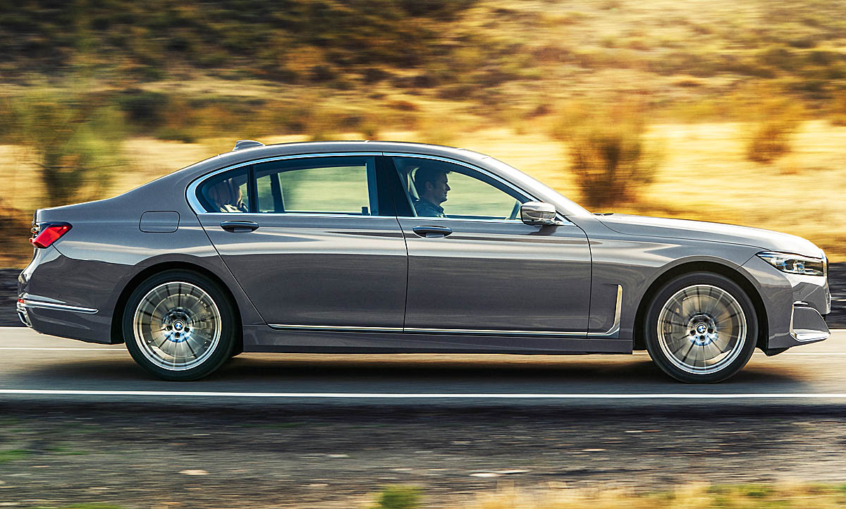 New Bmw 7 Series 2019 Facelift