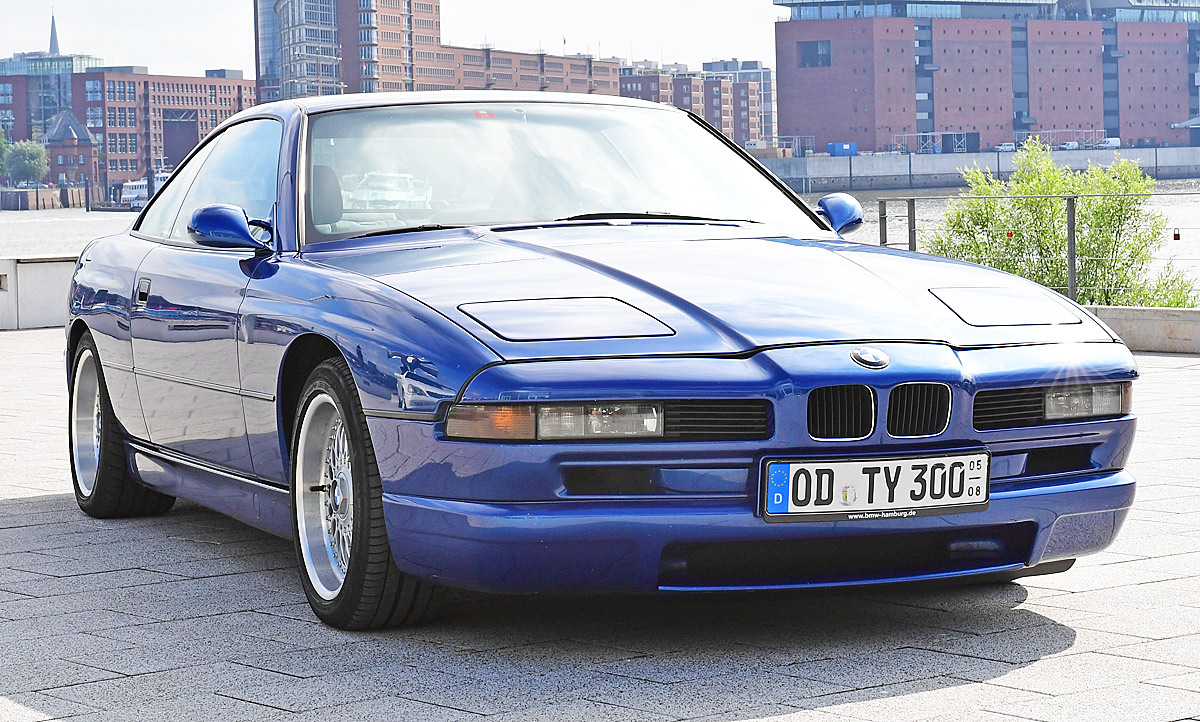 Bmw 850 Csi E31 Youngtimer Kaufen Autozeitungde