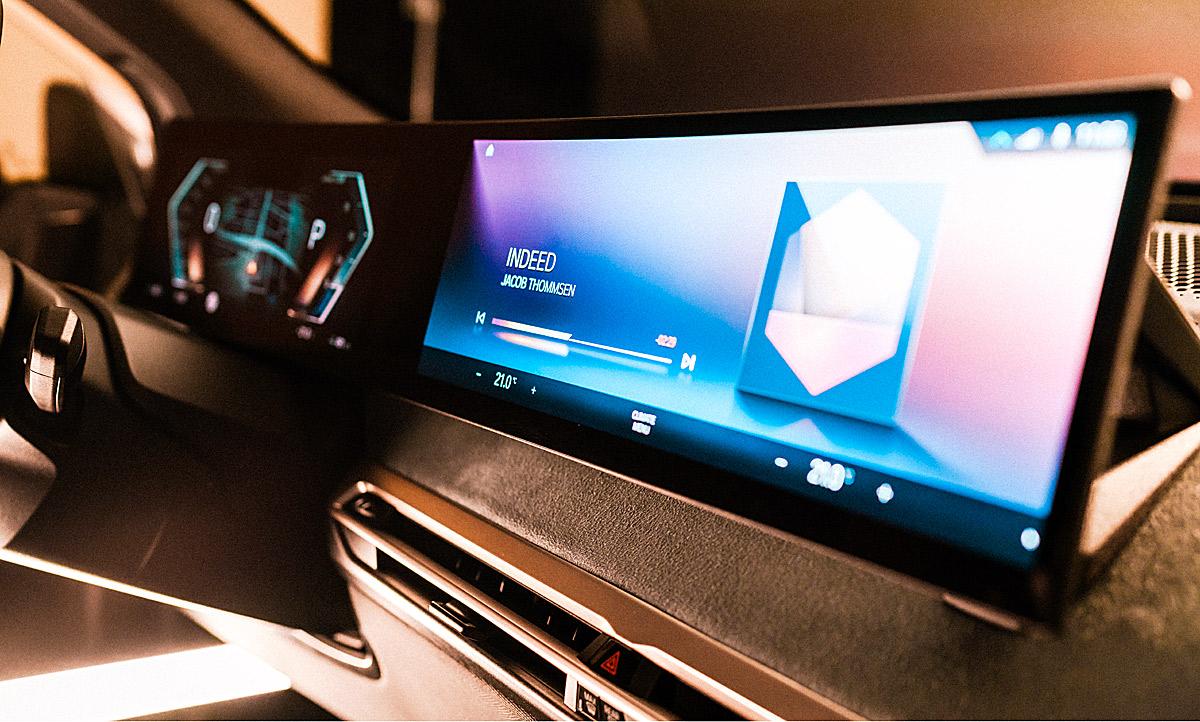 BMW iDrive: Video   autozeitung.de