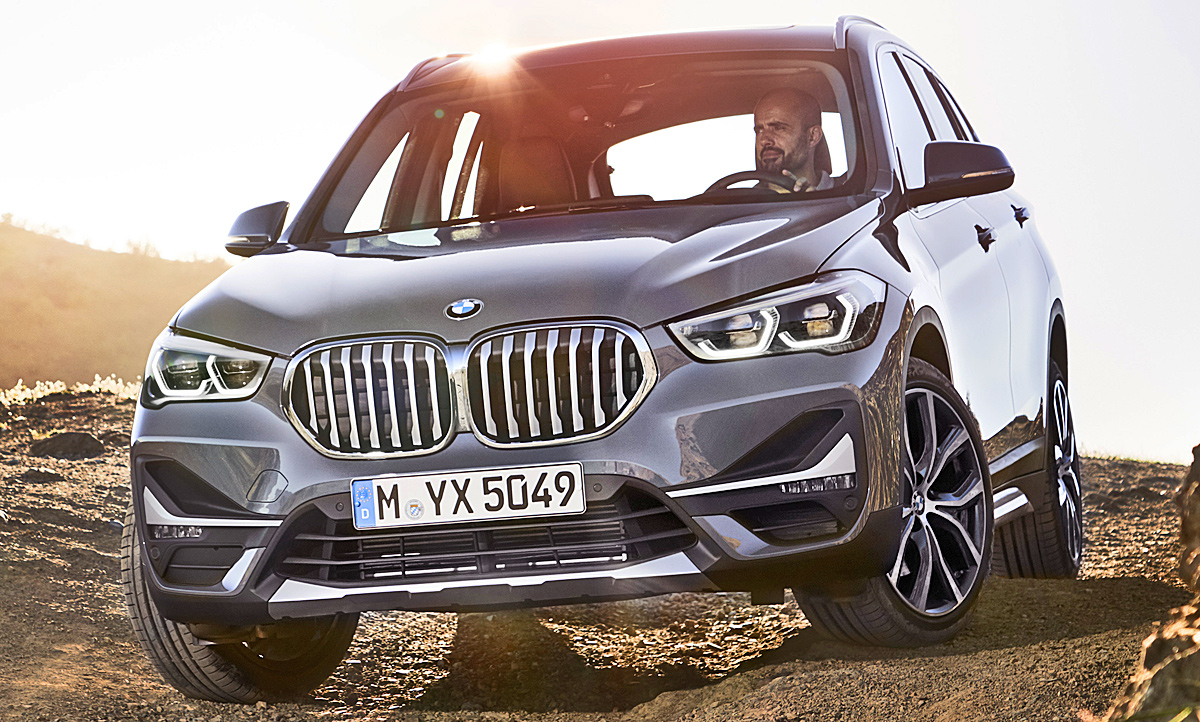 2020 BMW X1 New Model and Performance