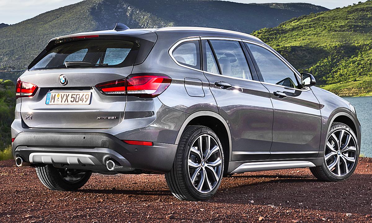 Bmw X1 Facelift 2019 Motoren Autozeitung De