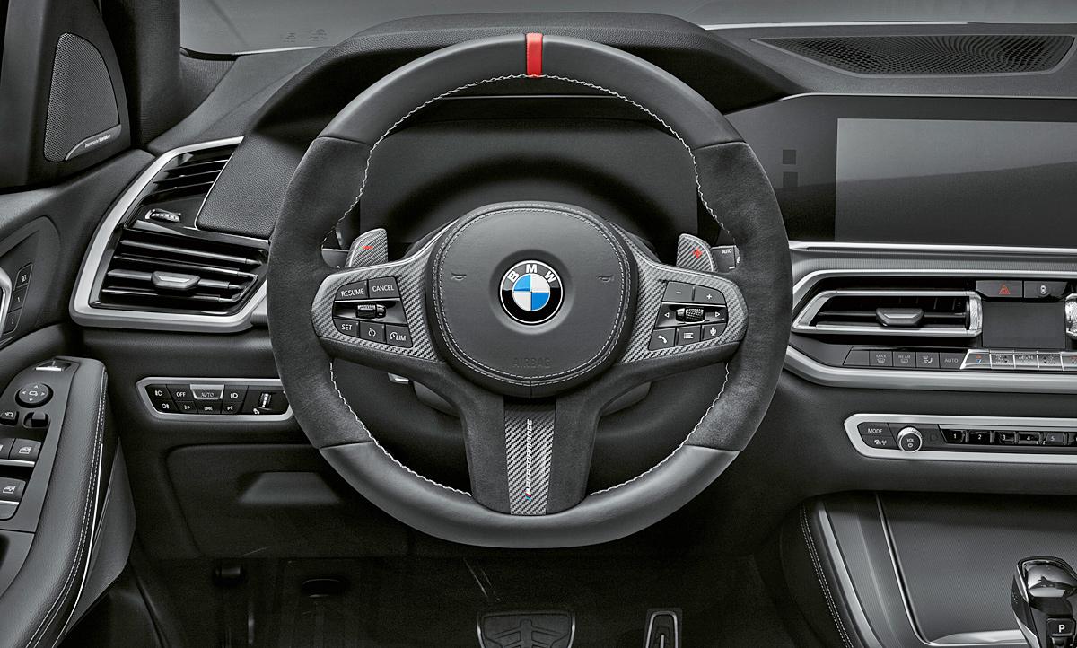 Bmw X5 M Performance Parts Werkstuning Autozeitung De