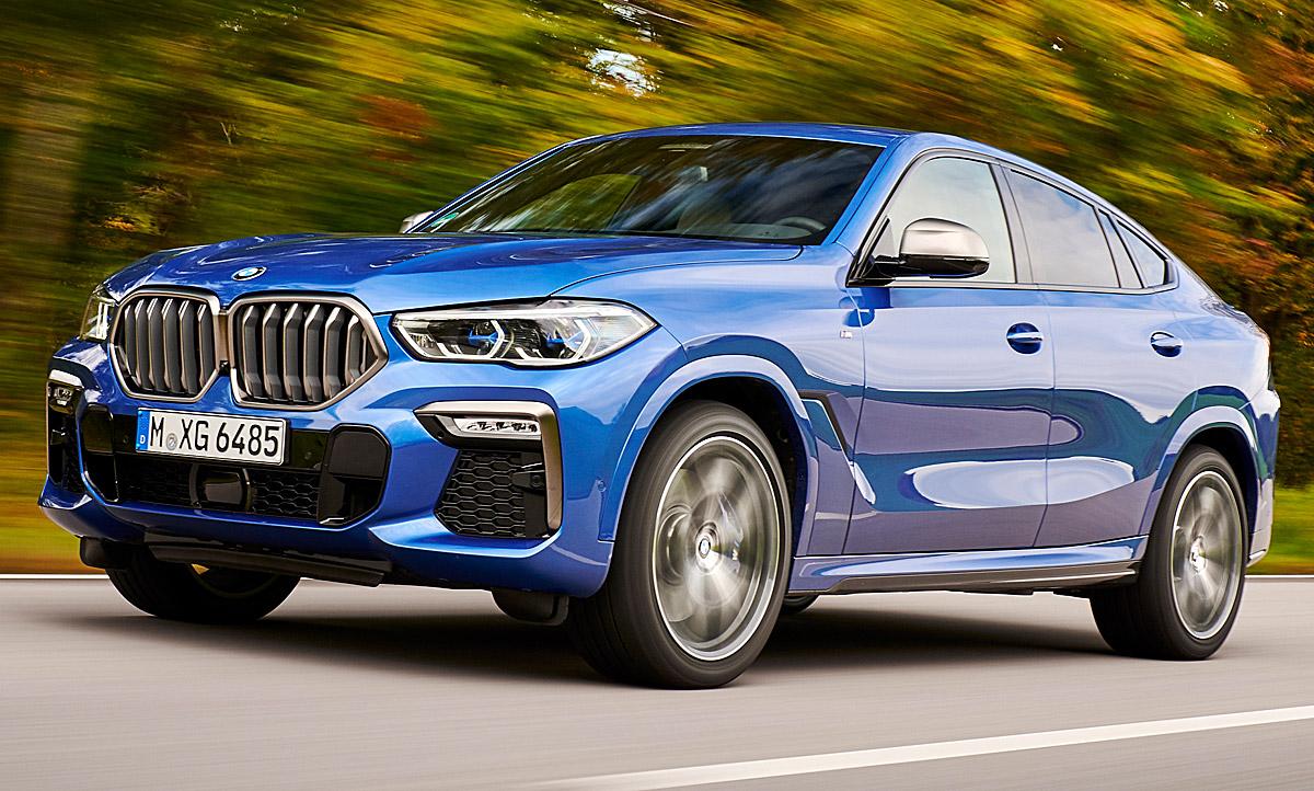 Bmw X6 M50i Test Autozeitung De