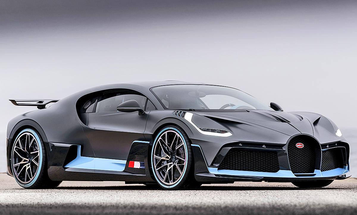 best website 6e895 97029 Bugatti Divo (2018): Preis & Motor | autozeitung.de