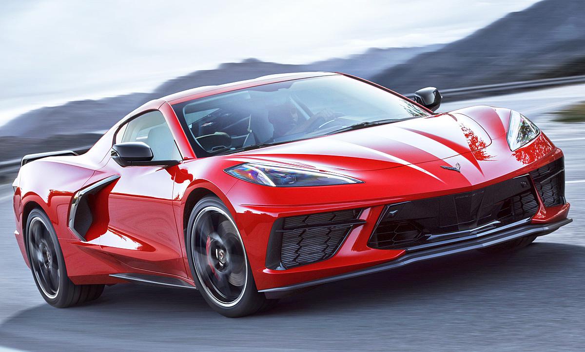 Corvette C8 Stingray 2020 Preis Motor Autozeitung De