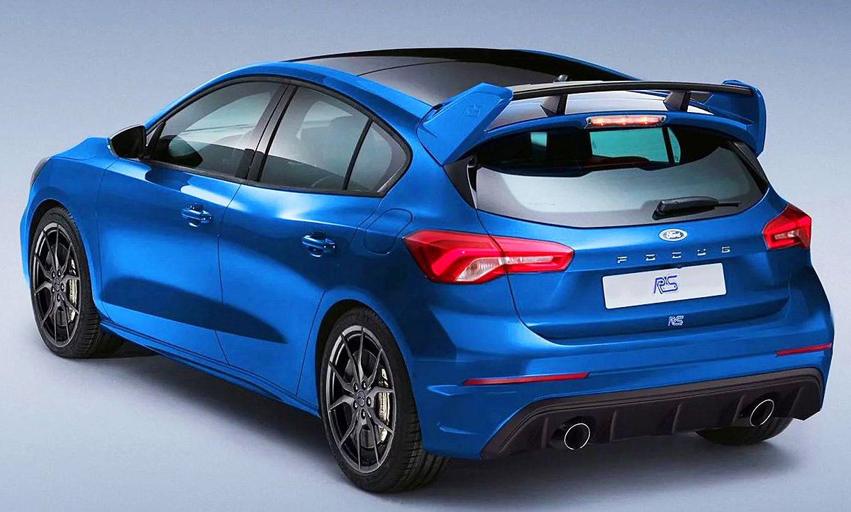 2020 Ford Focus Rs St Concept