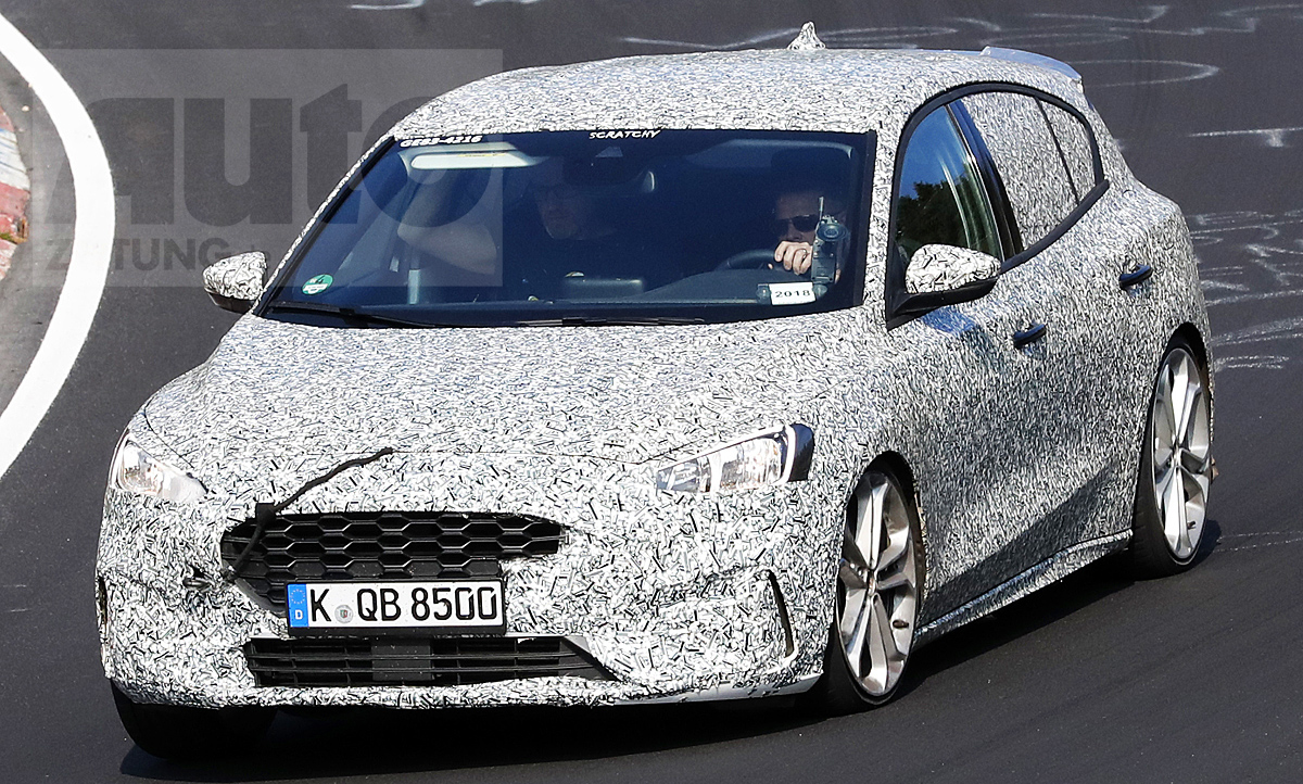 New focus rs 2020