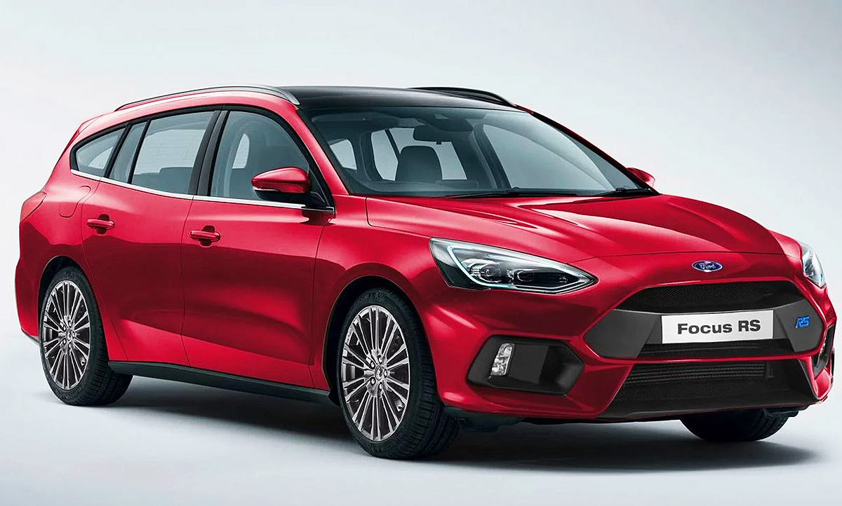 2020 Ford Focus RS Prices