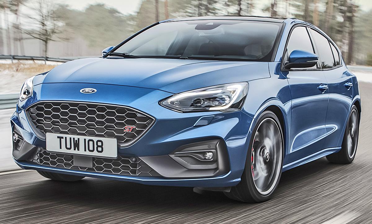 Ford Focus St 2019 Motor Amp Ausstattung Autozeitung De