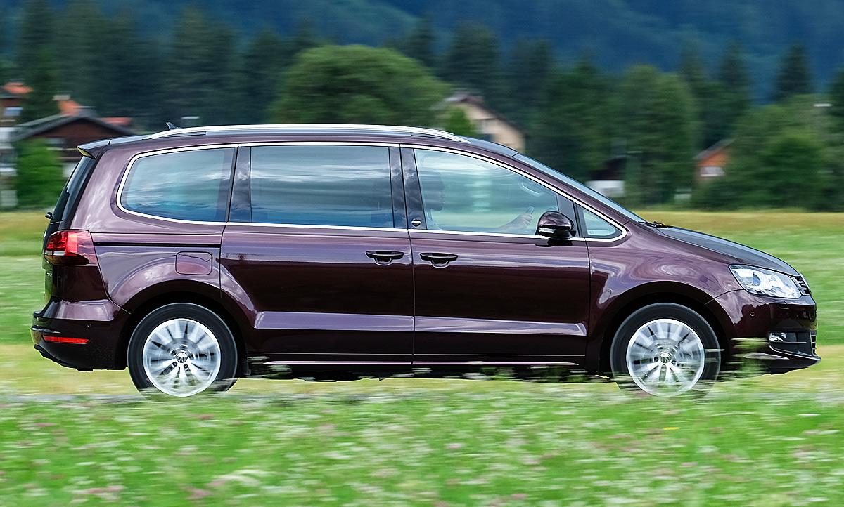 Ford Galaxy Peugeot Traveller Vw Sharan Test Autozeitung De