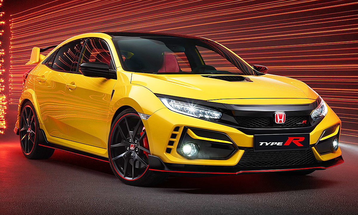 2020 Honda Civic Type R Concept and Review